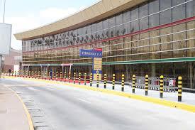 نمایی ایز فرودگاه جومو کنیاتا نایروبی