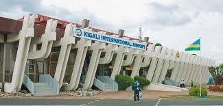 نمایی از فرودگاه کیگالی رواندا