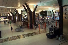 نمایی از فرودگاه اولیو تامبو ژوهانسبورگ