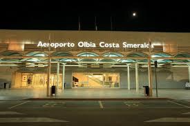 نمایی از فرودگاه ماستا اسمر الدا اولبیا