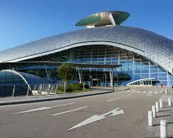 نمایی از فرودگاه گیمپو سئول