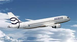 هواپیما هواپیمایی اژین ایرلاینز یونان Aegean Airlines Company