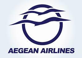 نشان هواپیمایی اژین ایرلاینز یونان Aegean Airlines Company