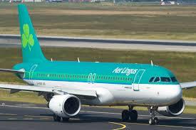 هواپیما هواپیمایی ایر لینگاس ایرلند Aer Lingus Airline