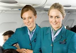 مهمانداران هواپیمایی ایر لینگاس ایرلند Aer Lingus Airline