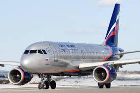 هواپیما هواپیمایی ایرفلوت Aeroflot Airlines Company