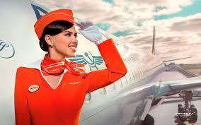 مهمانداران هواپیمایی ایرفلوت Aeroflot Airlines Company