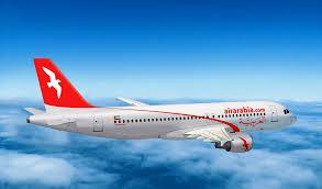 هواپیما هواپیمایی ایر عربیا امارات Air Arabia Airline