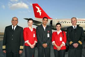 مهمانداران هواپیمایی ایر عربیا امارات Air Arabia Airline
