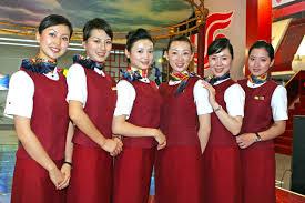 مهمانداران هواپیمایی ایر چاینا چین Air China Airlines