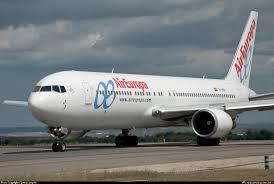 هواپیما هواپیمایی ایر اروپا اسپانیا Air Europa Airlines
