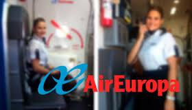 مهمانداران هواپیمایی ایر اروپا اسپانیا Air Europa Airlines