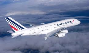 هواپیما هواپیمایی ایر فرانس فرانسه Air France Airlines