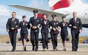 مهمانداران هواپیمایی ایر فرانس فرانسه Air France Airlines