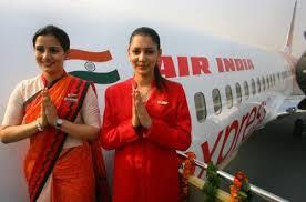 مهمانداران هواپیمایی ایر ایندیا هندوستان Air India Airline