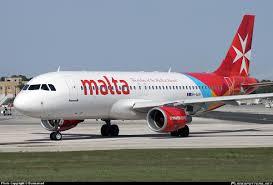 هواپیما هواپیمایی ایر مالتا مالت Air Malta Airine