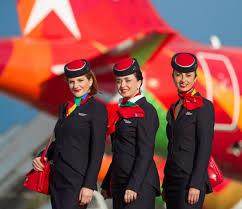 مهمانداران هواپیمایی ایر مالتا مالت Air Malta Airine