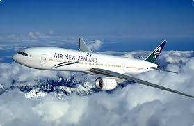 هواپیما هواپیمایی ایر نیوزیلند Air New Zealand Airline