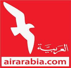 نشان هواپیمایی ایر عربیا امارات Air Arabia Airline