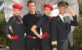 مهمانداران هواپیمایی ایر برلین آلمان Air Berlin Airline