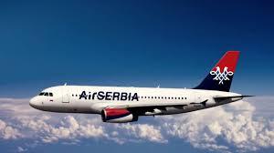 هواپیما هواپیمایی ایر صربیا صربستان Air Serbia Airline