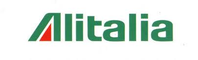 نشان هواپیمایی آلیتالیا ایتالیا Alitalia Airlines