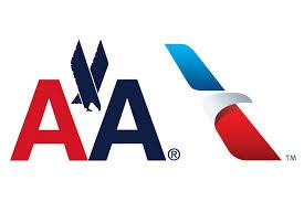نشان هواپیمایی آمریکن ایرلاینز آمریکا American Airlines