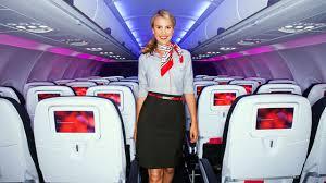 مهمانداران هواپیمایی آمریکن ایرلاینز آمریکا American Airlines