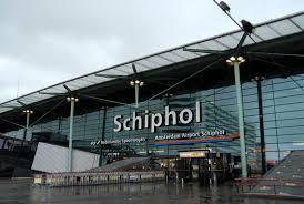 نمایی از فرودگاه اسخیپول آمستردام