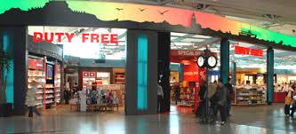 نمایی از فرودگاه آتا ترک استانبول ترکیه