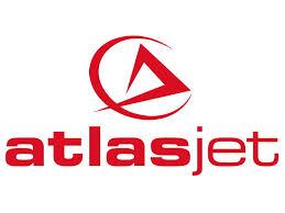 نشان هواپیمایی اطلس جت ترکیه Atlasjet Airline