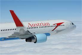هواپیما هواپیمایی اتریشی اتریش Austrian Airlines
