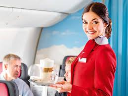 مهمانداران هواپیمایی اتریشی اتریش Austrian Airlines