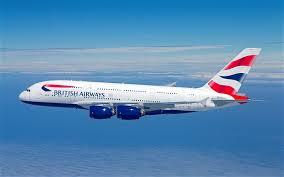 هواپیما هواپیمایی بریتیش ایرویز بریتانیا British Airways Airline