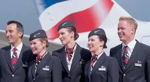 مهمانداران هواپیمایی بریتیش ایرویز بریتانیا British Airways Airline