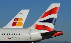 هواپییمایی بریتیش ایرویز و ایبریا