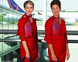 مهمانداران هواپیمایی بروکسل ایرلاینز بلژیک Brussels Airlines