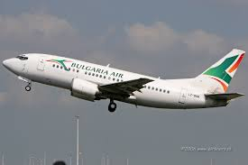 هواپیما هواپیمایی بلغاریا ایر بلغارستان Bulgaria Air