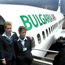 مهمانداران هواپیمایی بلغاریا ایر بلغارستان Bulgaria Air