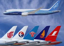 هواپیمایی جنوبی چین China Southern Airlines & partners