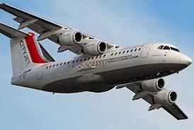 هواپیما هواپیمایی سیتی جت ایرلند CityJet Airline