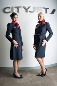 مهمانداران هواپیمایی سیتی جت ایرلند CityJet Airline