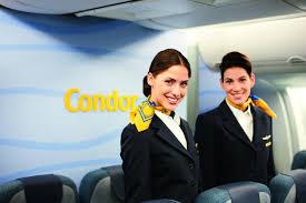مهمانداران هواپیمایی کندر آلمان Condor Flugdienst Airline