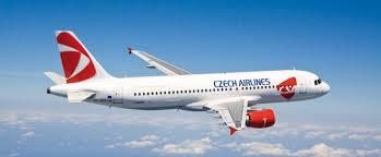 هواپیما هواپیمایی چک ایرلاینز جمهوری چک Czech Airlines