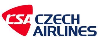 نشان  هواپیمایی چک ایرلاینز جمهوری چک Czech Airlines