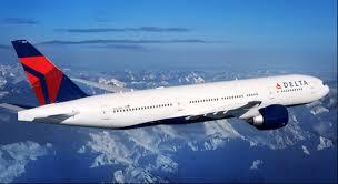 هواپیما هواپیمایی دلتا ایرلاینز آمریکا Delta AirLines
