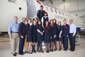 مهمانداران هواپیمایی دلتا ایرلاینز آمریکا Delta AirLines