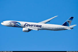 هواپیما هواپیمایی اجیپت ایر مصر EgyptAir Airline