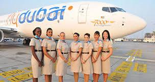 مهمانداران هواپیمایی فلای دبی امارات flydubai Airline