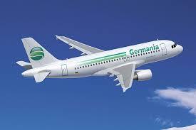 هواپیما هواپیمایی جرمنیا آلمان Germania Airline Company